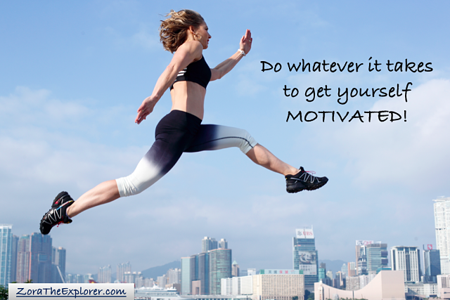 Unusual tips to get motivated
