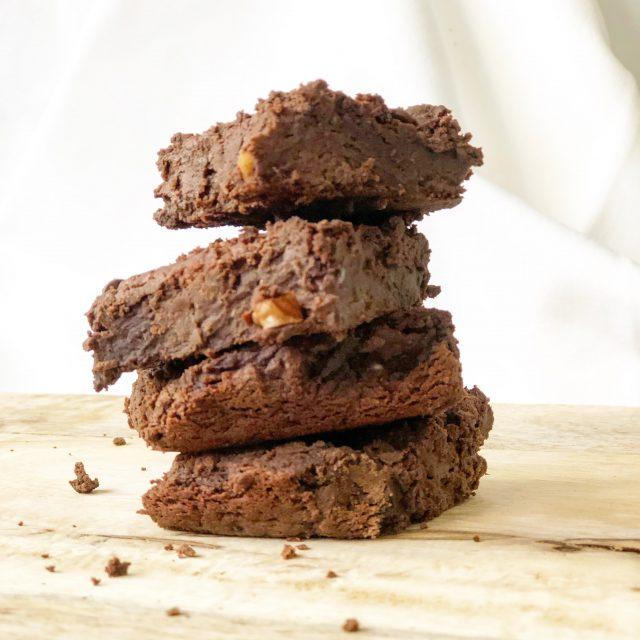 5-Ingredient Brain Boosting Brownie