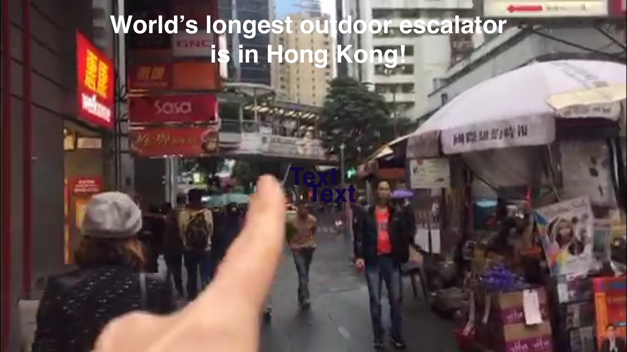 longest escalator