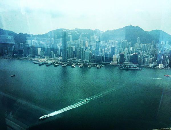 ICC Hong Kong's tallest building