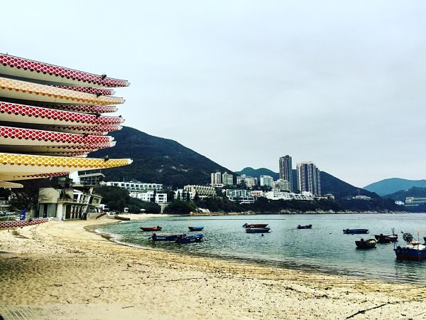 Exploring Hong Kong's Stanley Beach