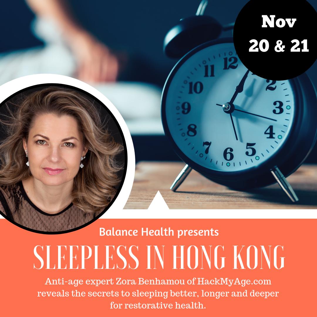 Sleepless in Hong Kong
